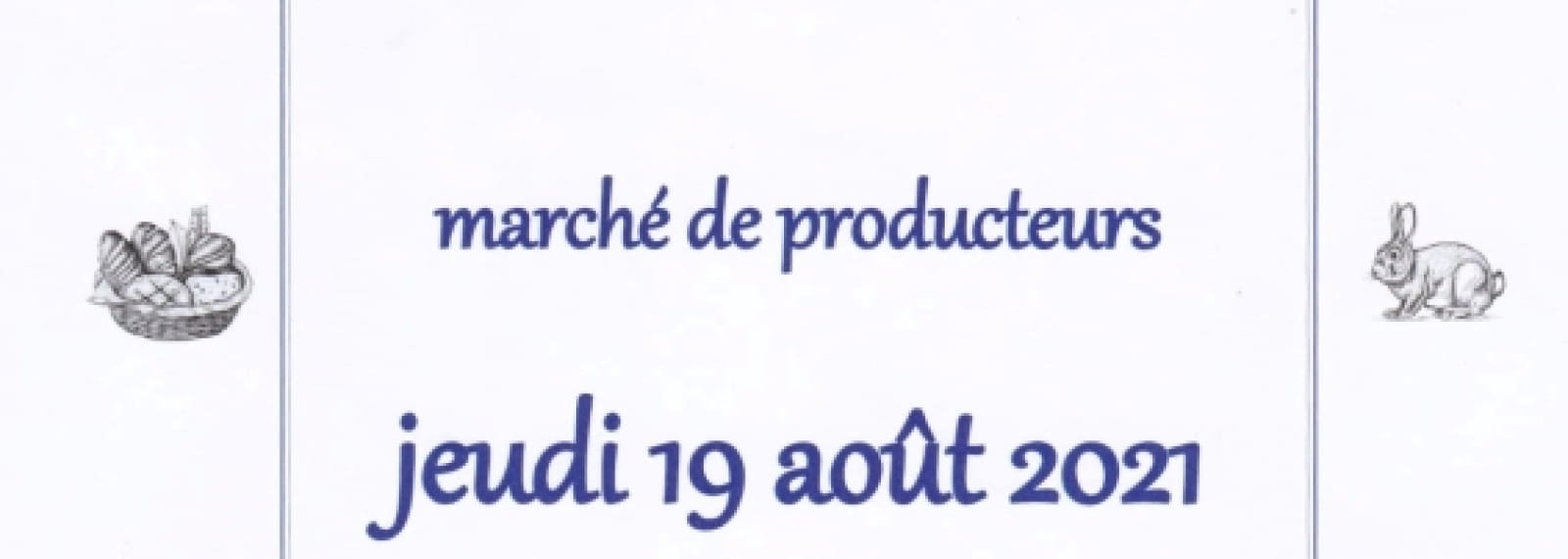 oulches marché