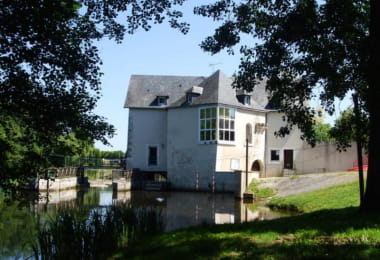 Moulin de Chantecreuse