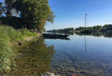 Loire, camping les Granges Luynes
