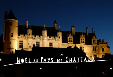 Winter tales - Royal City of Loches