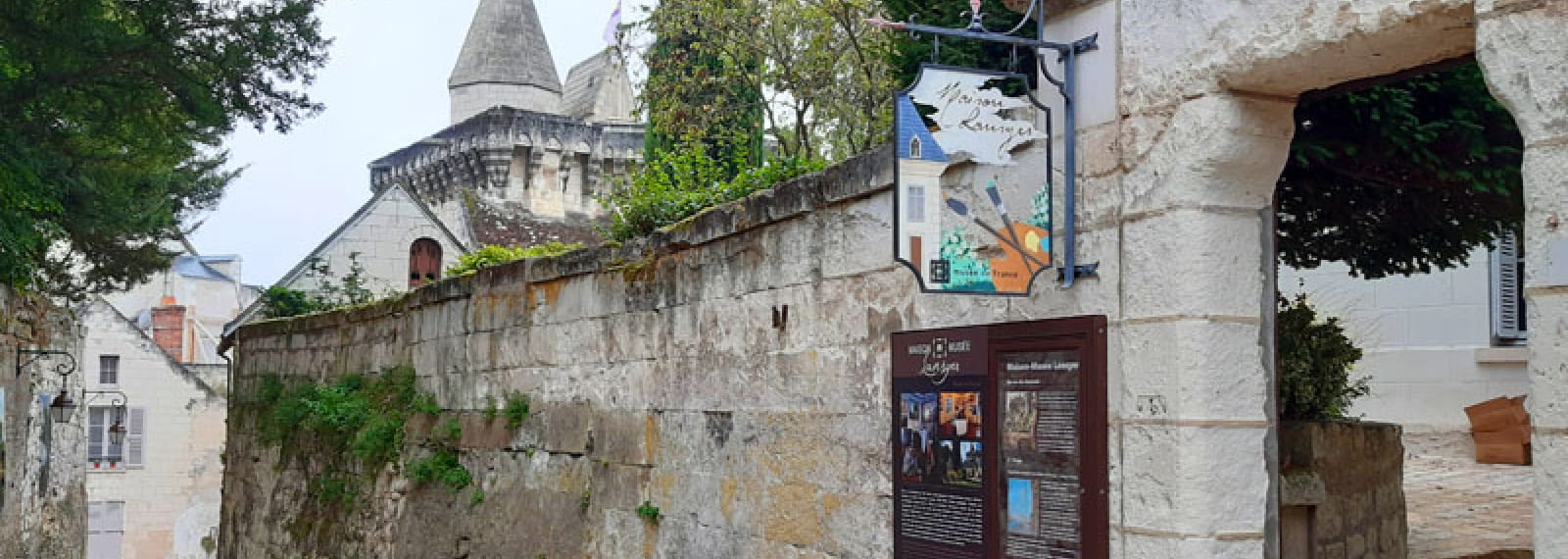 Maison-Musée Lansyer / Loches
