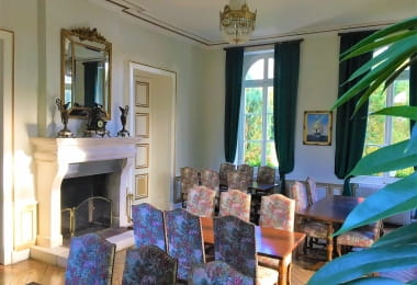 salle reception chateau