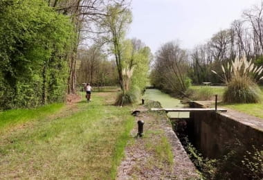 LA PERCHE - CANAL DE BERRY